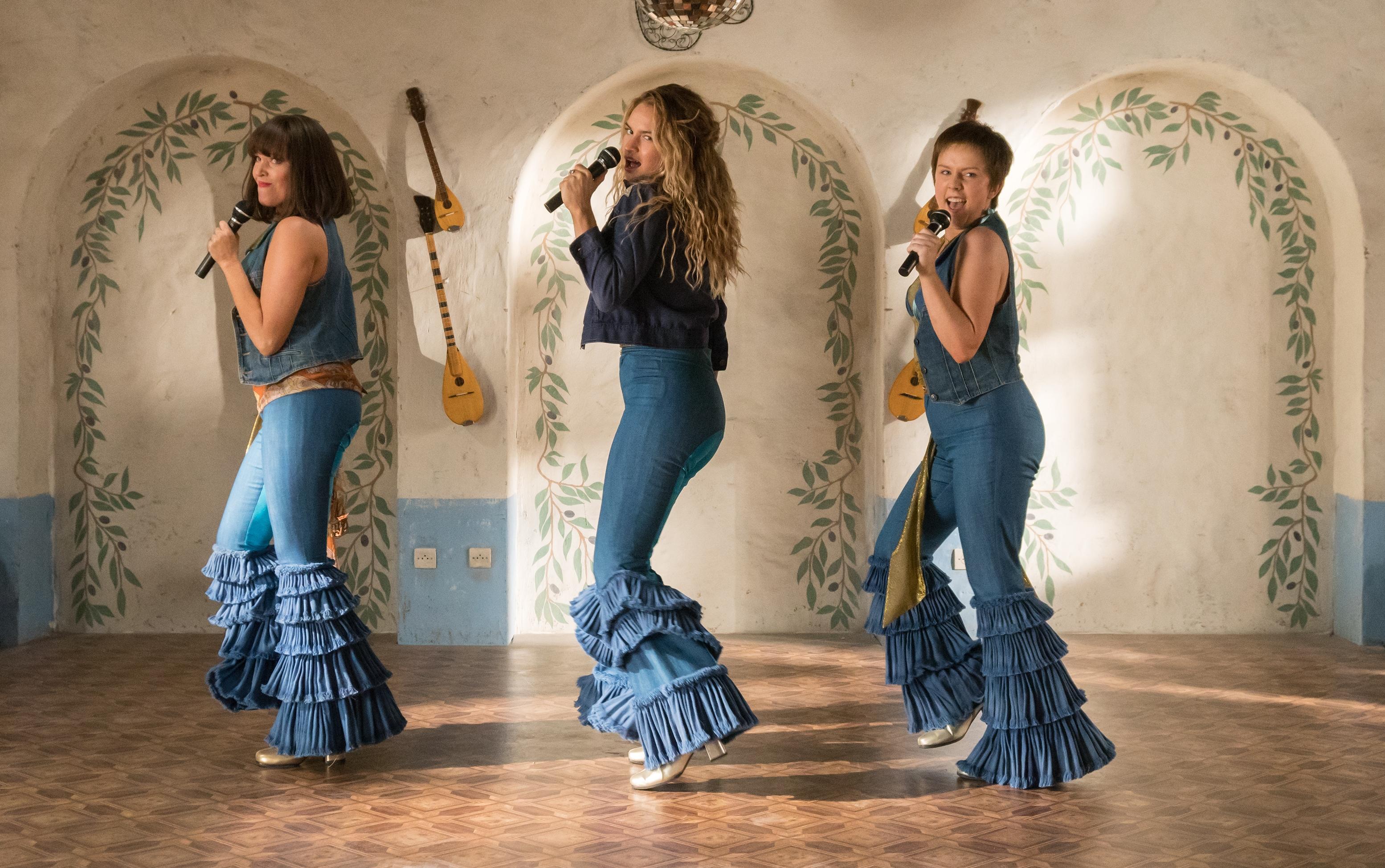Crítica | Mamma Mia! Here We Go Again (2018)