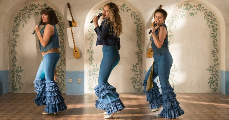 Crítica | Mamma Mia! Here We Go Again (2018)