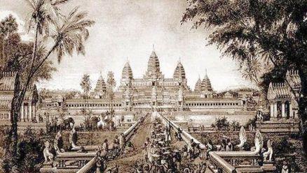 l'empire d'angkor