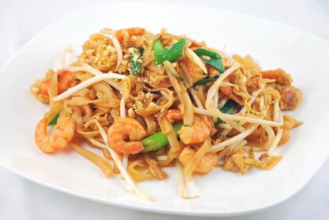 recette thaï