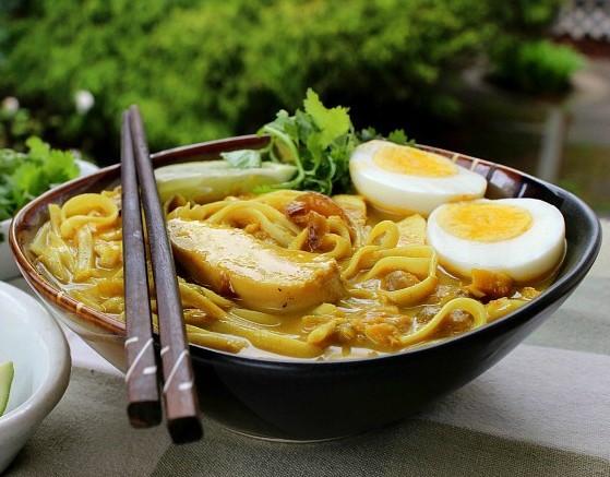 recettes myanmar