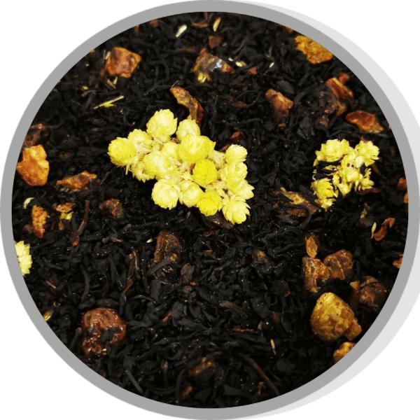 thé noir datte figue citron