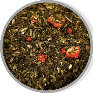 thé vert baies sauvages