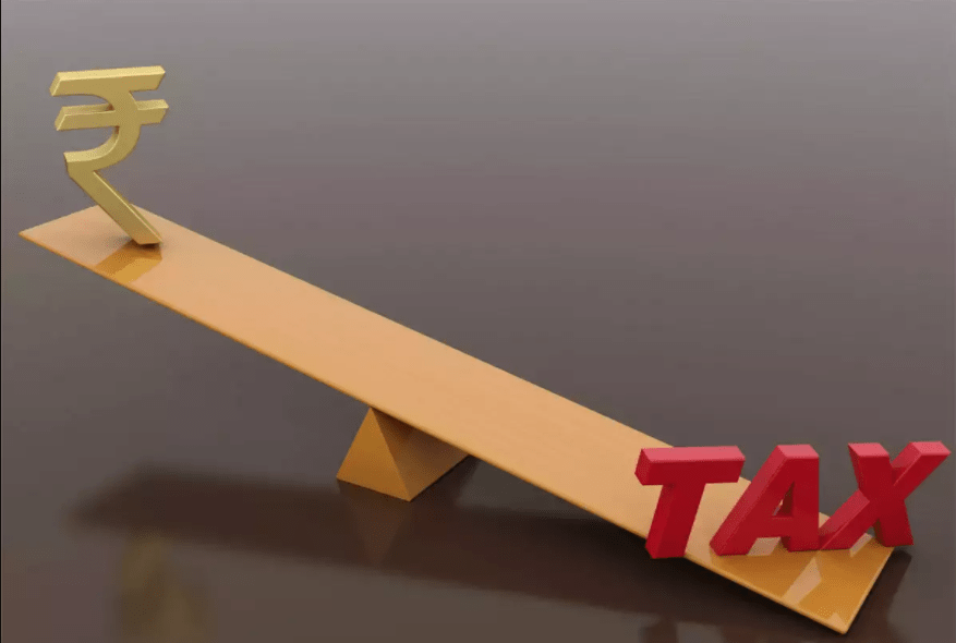 Tax Vs Returns on a See-Saw