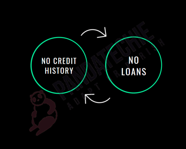 Vicious Cycle of borrowing which Neogrowth plans to break.