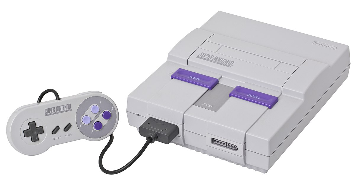 NES Games Console