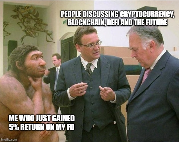 Why should I care about cryptocurrency?