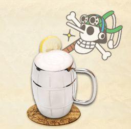 One Piece Baratie drink - visite pandatoryu