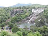 Bharachukki from the top view point