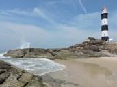 Lighthouse, Kaup beach