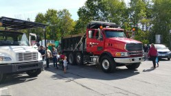 Annual Touch a Truck Food Pantry Benefit
