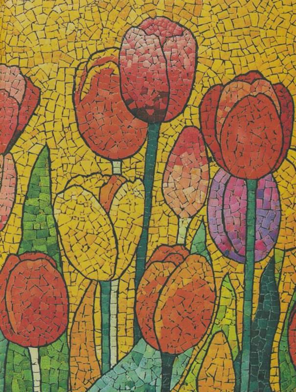 Картинки из яичной скорлупы для начинающих