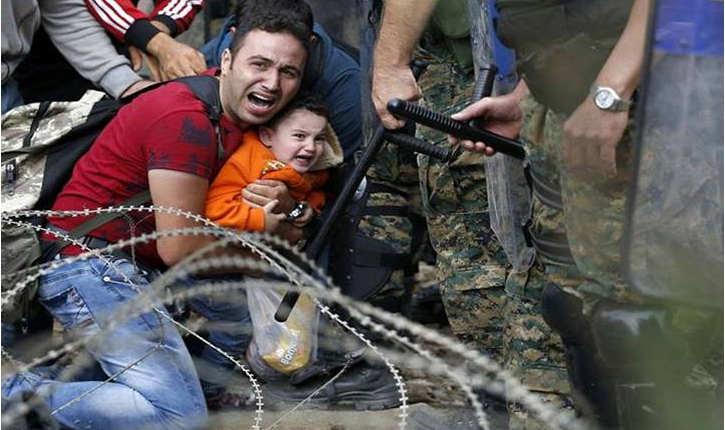 Αποτέλεσμα εικόνας για πολεμος και προσφυγες
