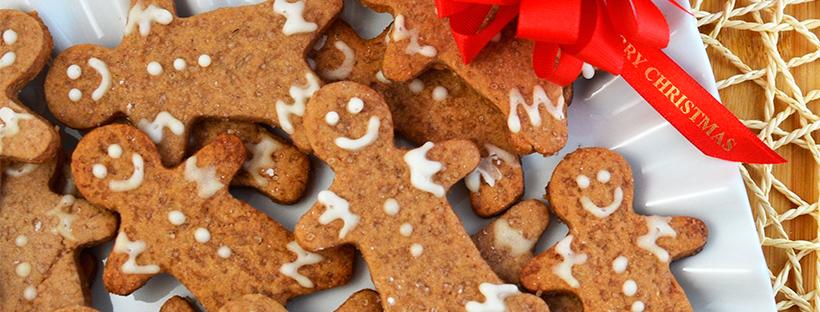 Gingerbread - Pan di zenzero
