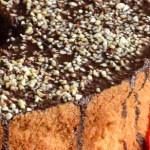 Chiffon cake vaniglia e cioccolato