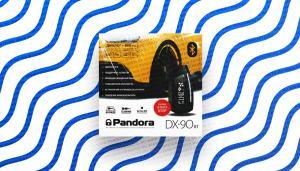 Pandora DX-90BT обновление