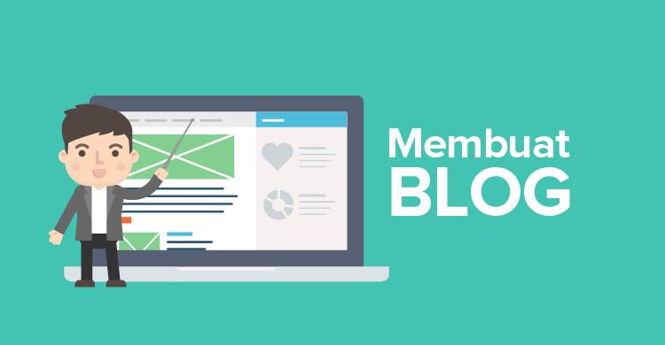 Cara Mudah Buat Blog Untuk Pemula Di WordPress