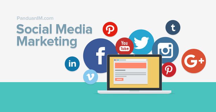 Social Media Marketing: Belajar Strategi Pemasaran di Media Sosial untuk Membangun Brand Bisnis Anda