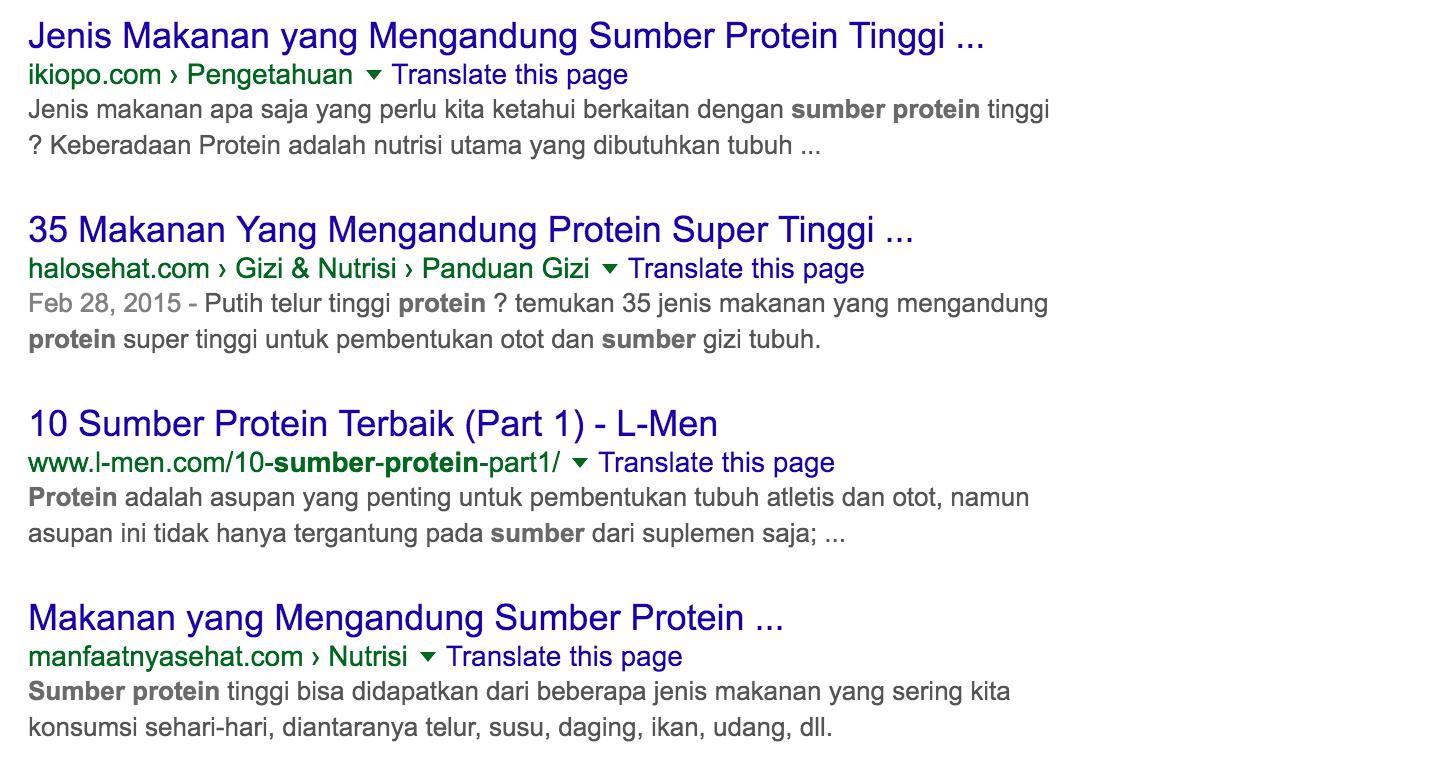 Mencari blog populer dengan kategori yang sama