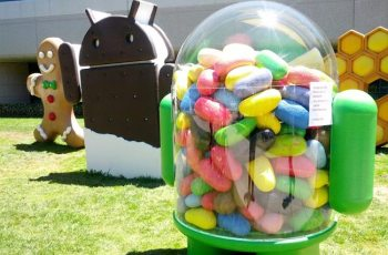 Maskot Android Jelly Bean