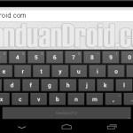 keypad android, tutorial android