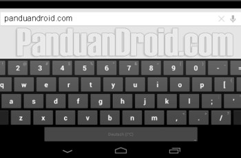 keypad android, tutorial android