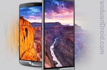 LG G3, Laser Autofocus, Spesifikasi LG3