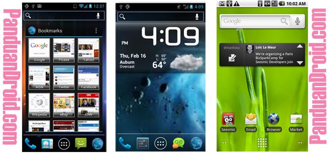 Cara Menambahkan Dan Menghapus Widget Di Home Screen