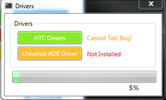 Install HTC One M8 Driver