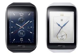 Smartwatch, Samsung Gear S, Tizen