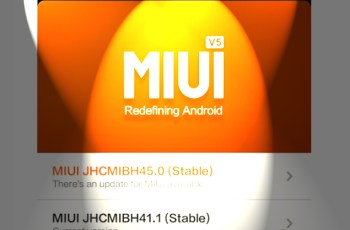 Download Update, Rom Update, Redmi 1S, Xiaomi update