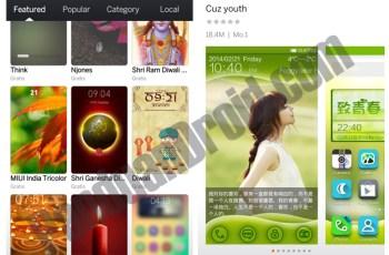 Xiaomi, Redmi 1S, Tema Redmi 1S, Unduh, Download Tema