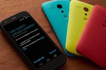 Android 4.4.4KitKat, Moto G, Motorola, Lenovo, Update