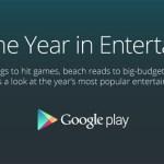 Google Play, Aplikasi Terbaik 2014, Google