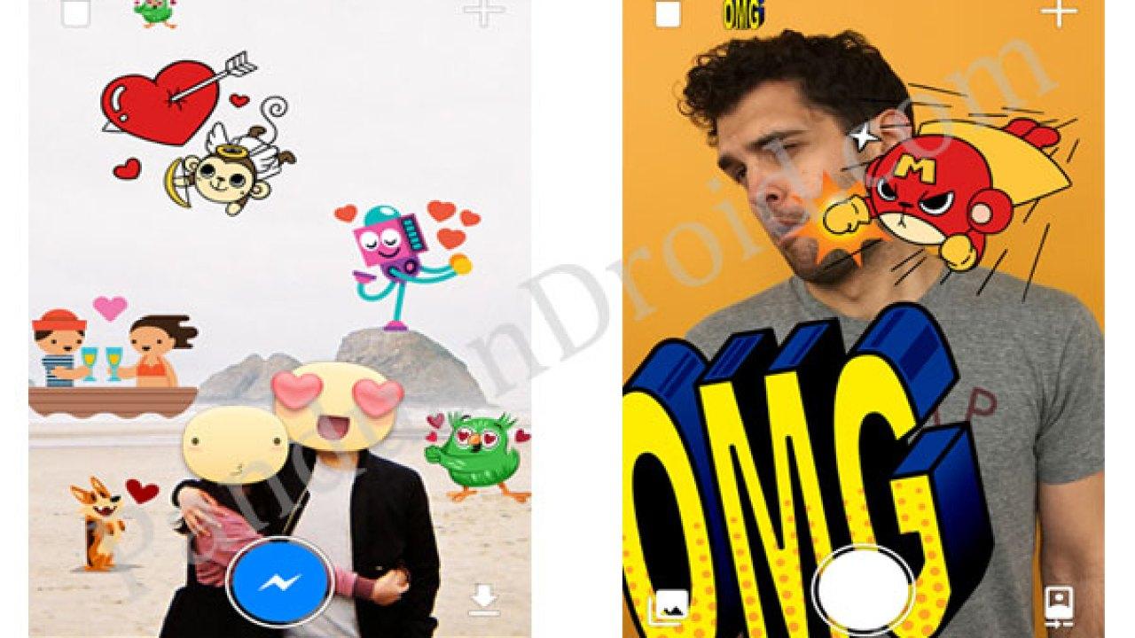 Percantik Chatting Di Messenger Dengan Aplikasi