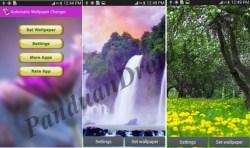 Cara Otomatis Mengganti Wallpaper Smartphone Android