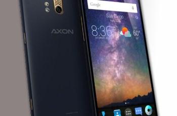 Axon, Dual Camera, Dual Flash