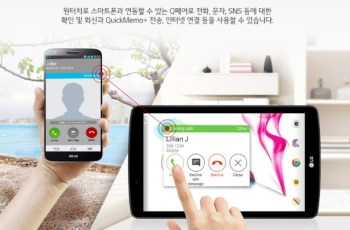 LG G Pad 2.0, Tablet Android