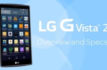 LG G Vista 2, Pen Stylus