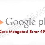 Error 495