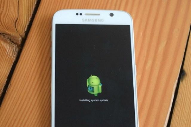 Cara Hard Reset, Samsung Galaxy S6 Edge