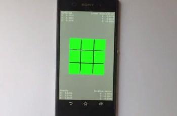 Kode Rahasia, Sony Xperia