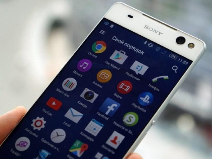 Safe Mode, kamera Sony Xperia tidak bisa dibuka