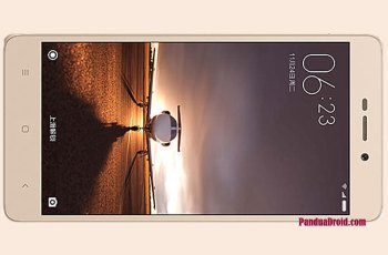 Xiaomi Redmi 3 Pro, Sensor sidik jari