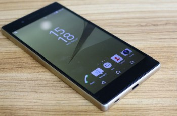 Sony Xperia, Recovery Data