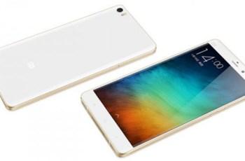 `Xiaomi Mi Note 2