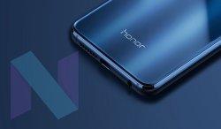 Ini Smartphone Huawei yang akan Disambangi Android Nougat