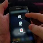 Safe Mode Galaxy S7 Edge