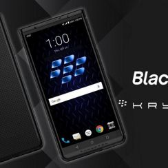 Blackberry Krypton 21