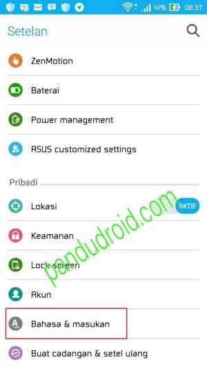 Cara Mengatur Auto Text dengan Mudah di Handphone Android